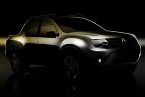 Renault Oroch, czyli Duster w wersji pick-up