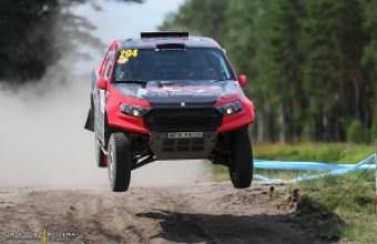 Zadecydowały niuanse. Załoga NAC Rally Team na podium Baja Szczecinek 2020