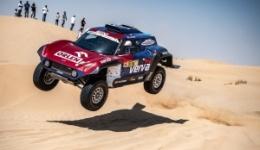 Kuba Przygoński wygrywa Dubai International Baja 2019