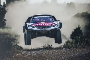 Peugeot 3008DKR Maxi – sukcesor tronu