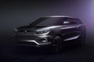 Genewa 2016. Nowe modele SsangYonga: XLV i SIV-2