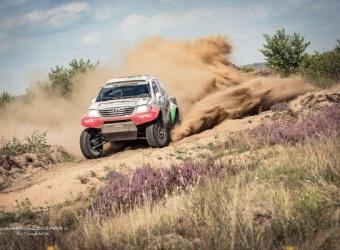 Powrót na Jedwabny Szlak. Rajdowe plany NAC Rally Team na sezon 2018