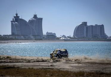 Finał Turkmen Desert Race 2018 – obiecujący początek
