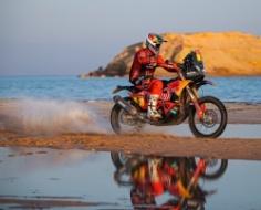 Dakar 2021 - etap X (13.01)