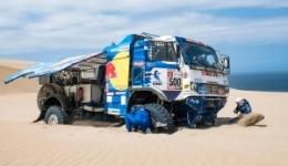 Dakar 2019 - podsumowanie VIII etapu