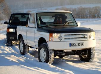 Zrób sobie Tomcata – Range Rover Oskara Góreckiego