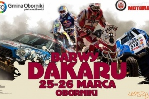 Dakar w Obornikach. Zapraszamy na Barwy Dakaru 2017