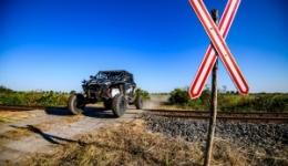 Węgierskie podium Kamena Rally Team