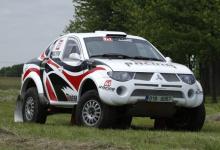 Mitsubishi L200 Strakar Łukasza Komornickiego – mistrzowska ewolucja