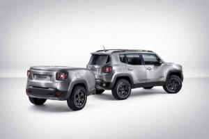"""Jeep Renegade Hard Steel - rozrywkowy """"twardziel"""""""